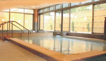 檜風呂風浴槽